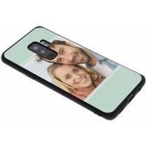 Bedrukken Gestalten Sie Ihre eigene Galaxy S9 Plus Gel Hülle - Schwarz