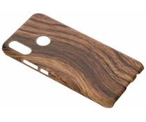 Holz-Design Hardcase-Hülle Huawei P Smart Plus