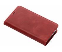 Krusell Sunne Foliocase Rot für das iPhone Xs / X