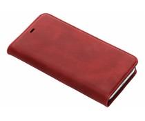 Krusell Sunne Foliocase Rot für das iPhone Xr