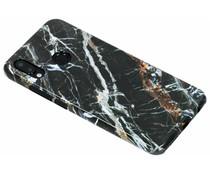 Selencia Black Marble Passion Hard Case für das Huawei P20 Lite