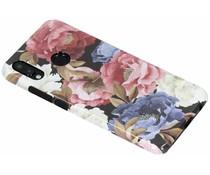 Selencia Flowers Passion Hard Case für das Huawei P20 Lite