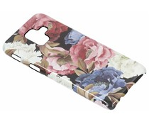 Selencia Flowers Passion Hard Case für Samsung Galaxy A6 (2018)