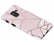 Pink Graphic Passion Hard Case für Samsung Galaxy A8 (2018)