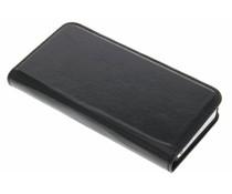 Mobiparts Excellent Wallet Case Schwarz für das iPhone 5 / 5s / SE