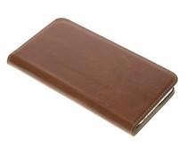Mobiparts Excellent Wallet Case Braun für das iPhone 6 / 6s