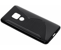 S-Line TPU Hülle Schwarz für das Huawei Mate 20