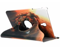 360° drehbare Design Tablet Hülle Galaxy Tab A 10.5 (2018)