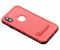 Redpepper Dot Plus Waterproof Case Rot für das iPhone Xs Max