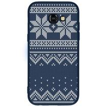 Winter-Design TPU Hülle für das Samsung Galaxy A5 (2017)