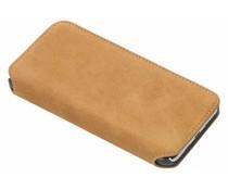 Krusell Broby Slim Wallet Braun für das iPhone Xs / X