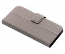 Krusell Loka Folio Wallet Grau für das iPhone Xs / X
