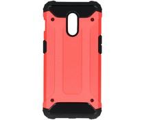 Rugged Xtreme Case Rot für das OnePlus 6T