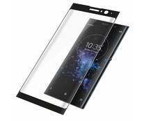 PanzerGlass Premium Displayschutzfolie Schwarz für Sony Xperia XA2 Plus