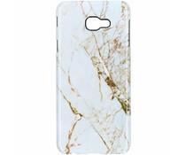 White Marble Passion Hard Case Samsung Galaxy J4 Plus