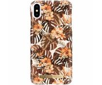 iDeal of Sweden Autumn Forest Fashion Back Case für das iPhone Xs Max