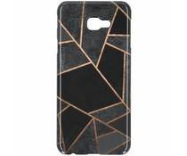 Black Graphic Passion Hard Case Samsung Galaxy J4 Plus