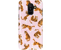 Tiger Passion Hard Case Galaxy A6 Plus (2018)
