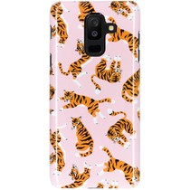 Tiger Passion Hard Case Galaxy A6 Plus (2018)