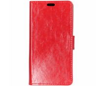 TPU Bookcase Rot für Wiko Harry 2