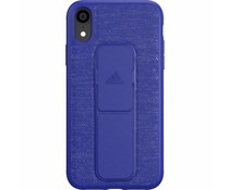 adidas Sports Grip Case Blau für das iPhone Xr