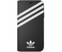 adidas Originals Basics Booklet Case Schwarz für das iPhone Xr