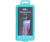 Wiko Tempered Glas Displayschutzfolie für das Harry 2