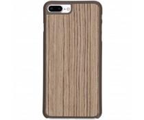 iMoshion Wood Snap On Cover Hellbraun für das iPhone 8 Plus / 7 Plus