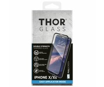 THOR Full Screen Protector + Easy Apply Frame iPhone Xs / X