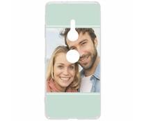 Gestalten Sie Ihre eigene Sony Xperia XZ3 Gel Hülle