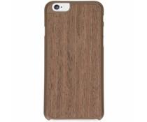 iMoshion Wood Snap On Cover Dunkelbraun für das iPhone 6 / 6s