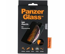 PanzerGlass Privacy Case Friendly Displayschutzfolie iPhone Xs / X