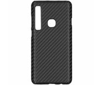 Carbon Look Hardcase-Hülle Schwarz Samsung Galaxy A9 (2018)