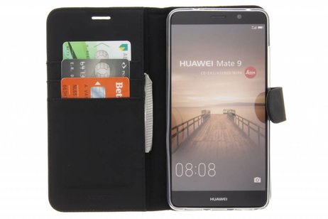 Huawei Mate 9 hülle - Accezz Wallet TPU Booklet