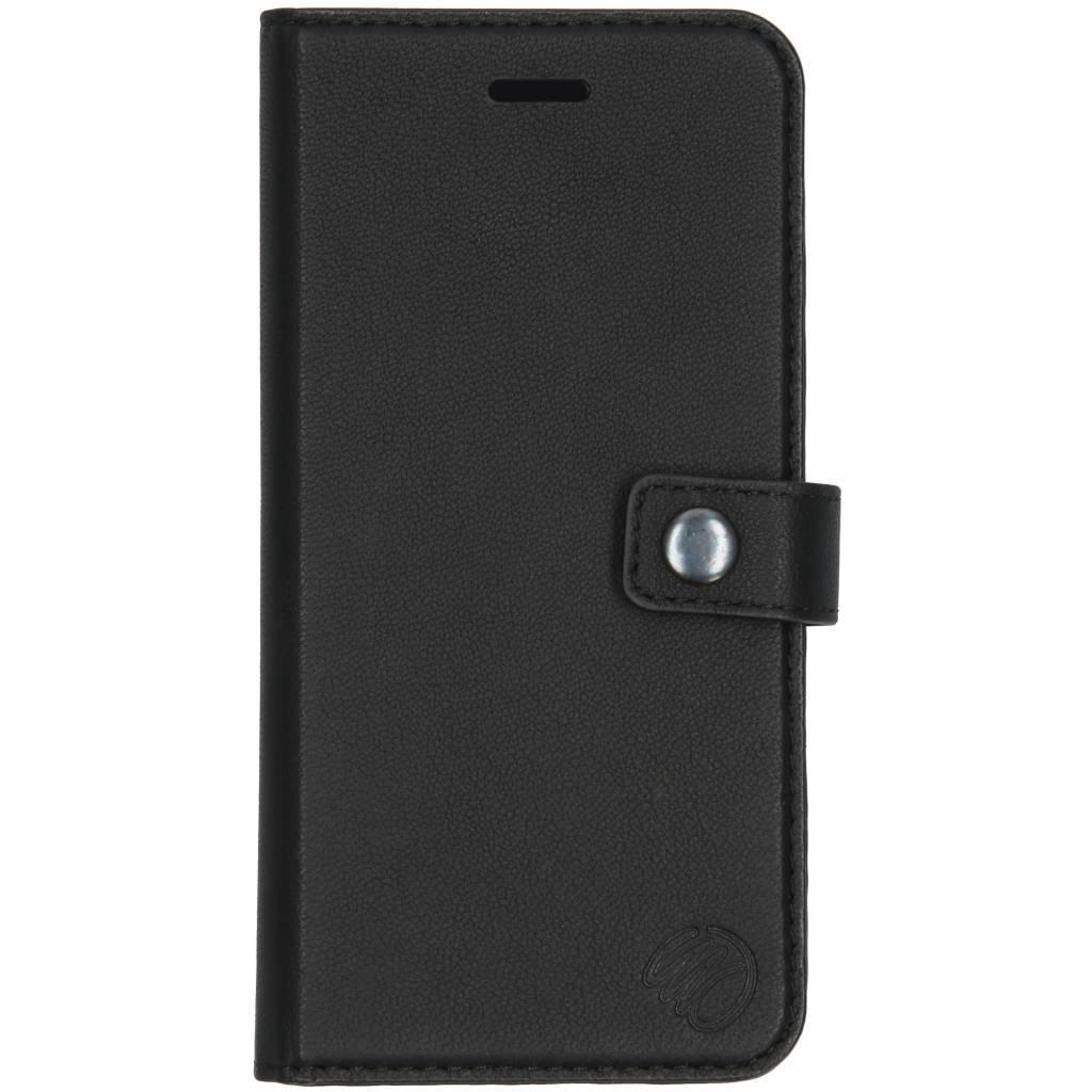 iMoshion 2 in 1 Wallet Case Schwarz für das iPhone 6 / 6s