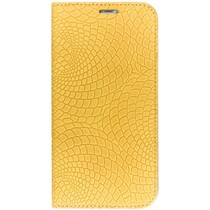 iMoshion Snake Booklet Case Gelb für das Samsung Galaxy S6