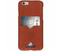 iMoshion Leather Back Cover Card Slot Braun für das iPhone 6 / 6s