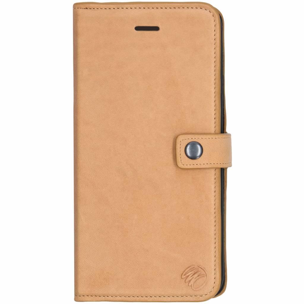 iMoshion 2 in 1 Wallet Case Beige für das iPhone 8 Plus / 7 Plus