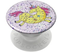 PopSockets PopSocket - Glitter Jumping Unicorn