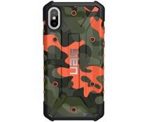 UAG Pathfinder Case Grün für das iPhone Xs / X