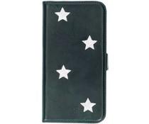 Fabienne Chapot Reversed Star Booktype Handyhülle Silber für das iPhone Xr