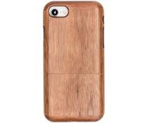 Hardcase aus echtem Bambus-Holz Braun für das iPhone 8 / 7