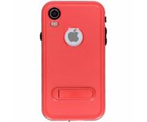 Redpepper Dot Plus Waterproof Case Rot für das iPhone Xr