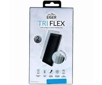Eiger Tri Flex Screenprotector für das iPhone Xs / X