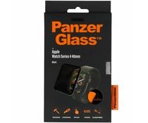 PanzerGlass Premium Displayschutzfolie Schwarz für das Apple Watch 40 mm