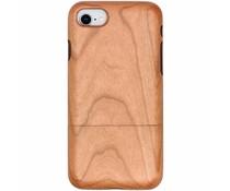 Hardcase aus echtem Bambus-Holz Hellbraun für iPhone 8 / 7