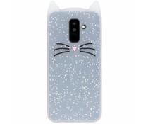 TPU Handyhülle mit Katzenmotiv Samsung Galaxy A6 Plus (2018)