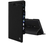 Hama Slim Pro Booklet Case Schwarz für das Sony Xperia XZ3