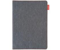 Gecko Covers Easy-Click Cover Dunkelgrau für das iPad (2018) / (2017)