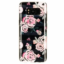 Metallic-Design Silikonhülle für das Samsung Galaxy S8